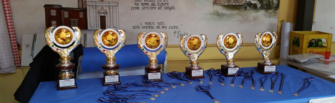 Trofeo Regala Un sorriso