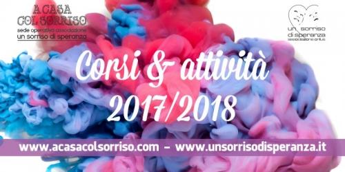 Corsi 2017/2018